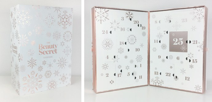 Beauty Adventskalender 2016 Lookfantastic