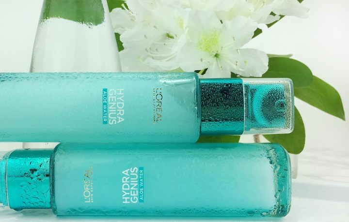 mupshimallow Blog - L´Oréal Paris Hydra Genius Aloe Water Review und Goodie Bag Gewinnspiel