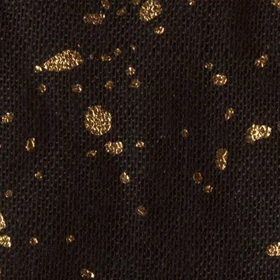 papier peint noir et or intisse cisco 10 m