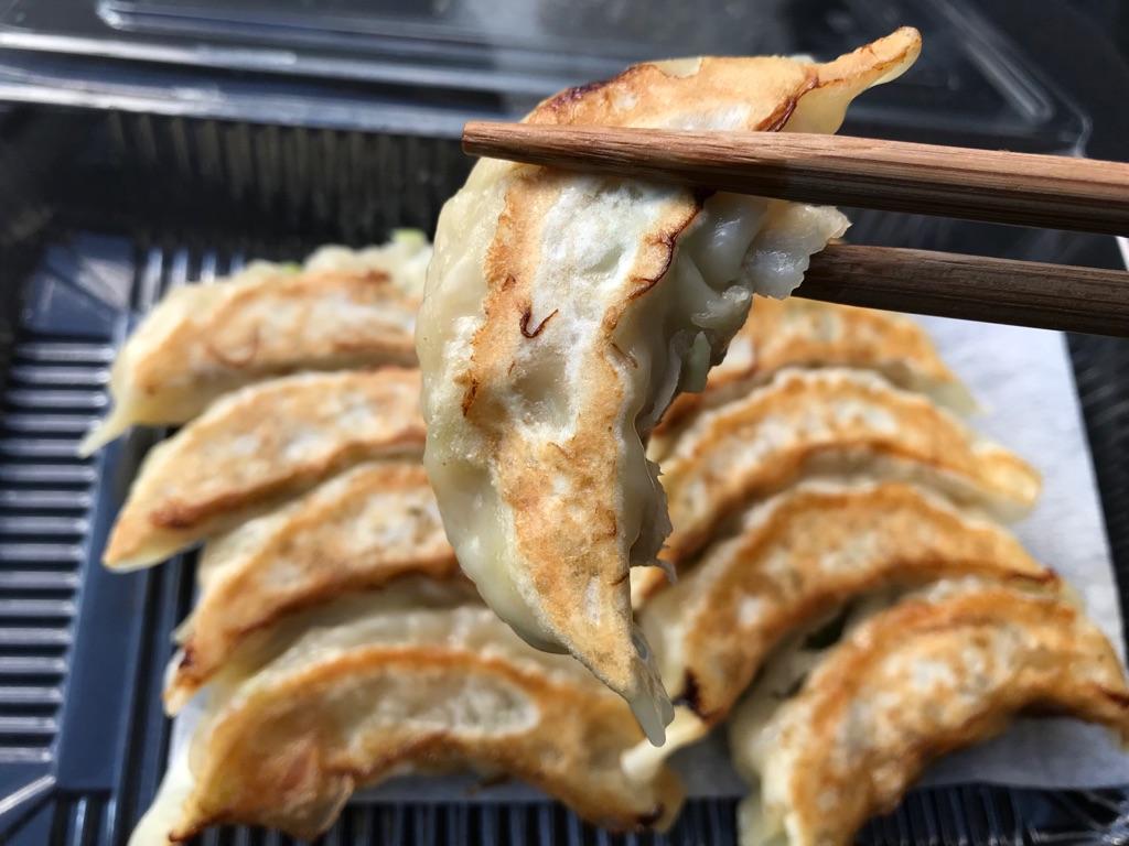 浜松西インター、餃子