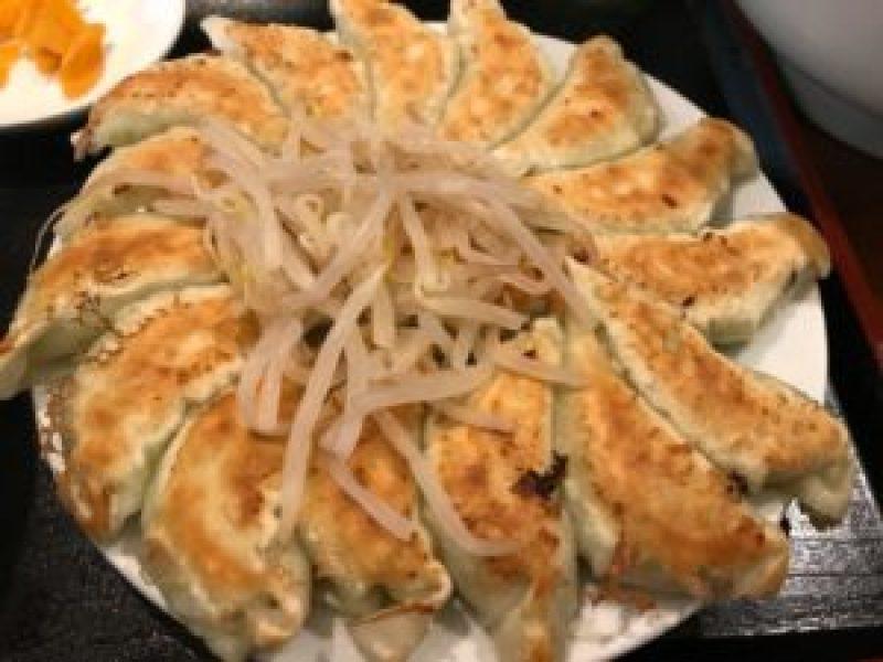 浜松餃子、むつぎく