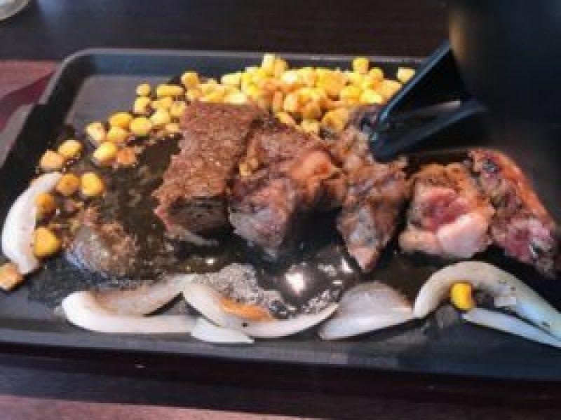 いきなりステーキ浜松有玉店