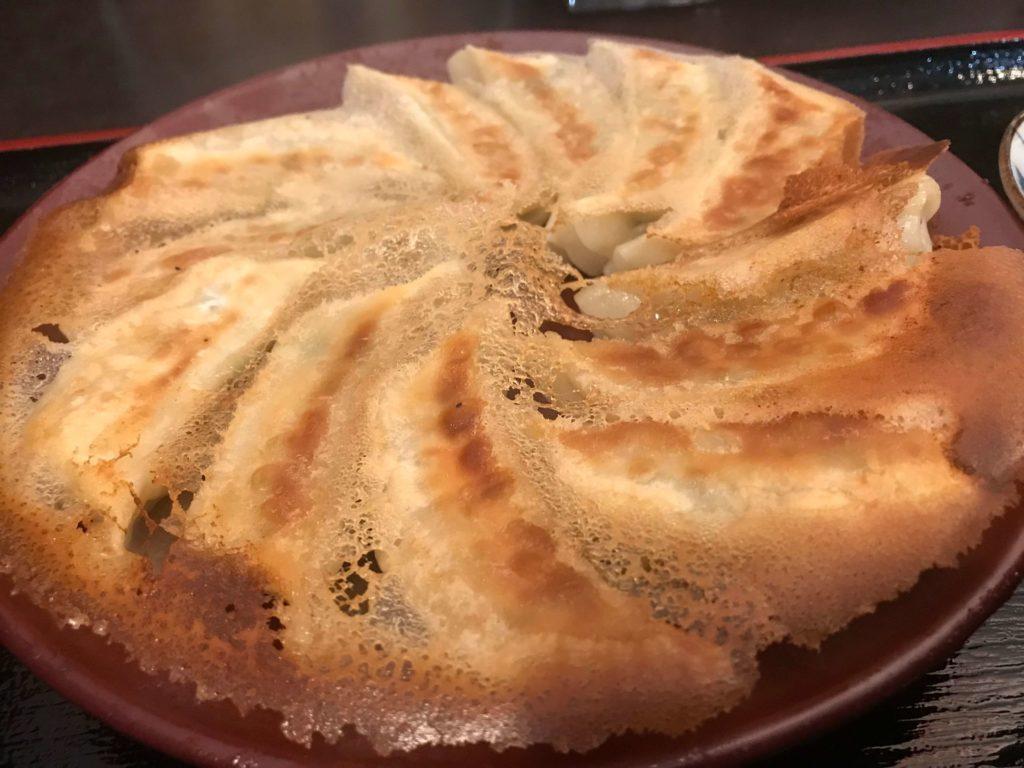 浜松餃子まるいしの浜松餃子