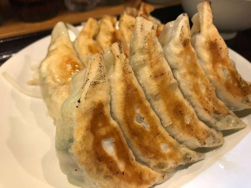 錦華楼 千歳町本店(きんかろう)の浜松餃子