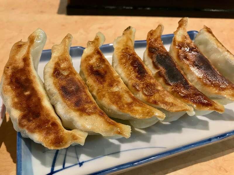 7福神森町本店のさくら餃子