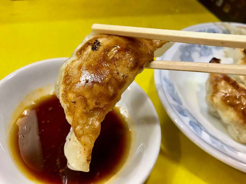 麺屋和の焼き餃子
