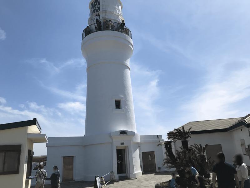 御前崎灯台の高さ