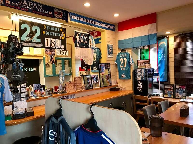 Cafe&Bar19(ジューク)の店内