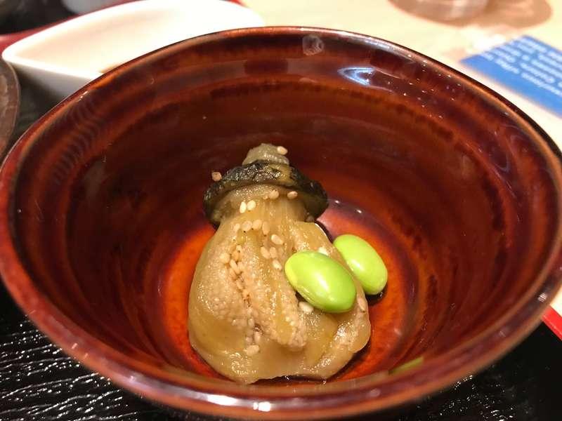 四季旬膳濱やの小鉢