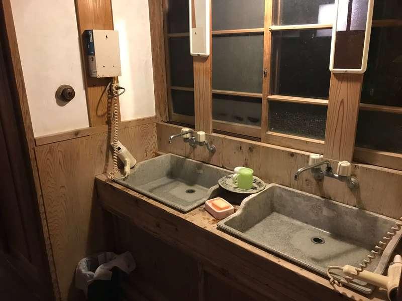 千人風呂金谷旅館