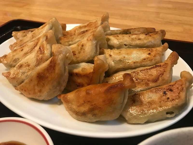 新宮ぎょうざ店の浜松餃子