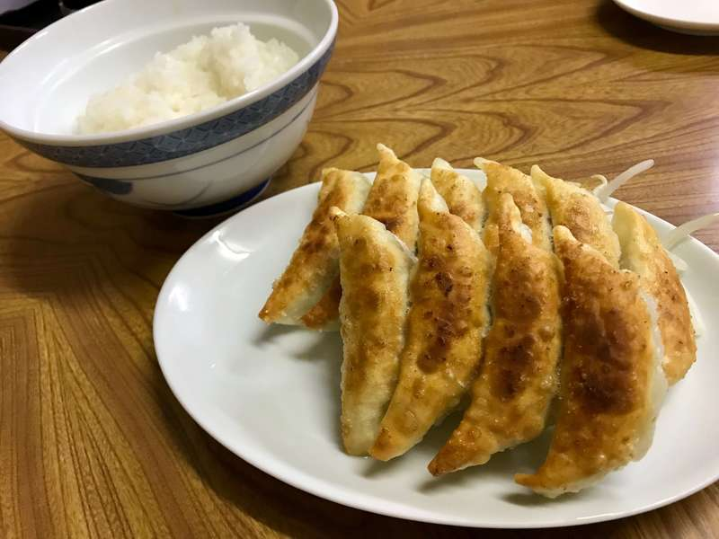 福広の浜松餃子