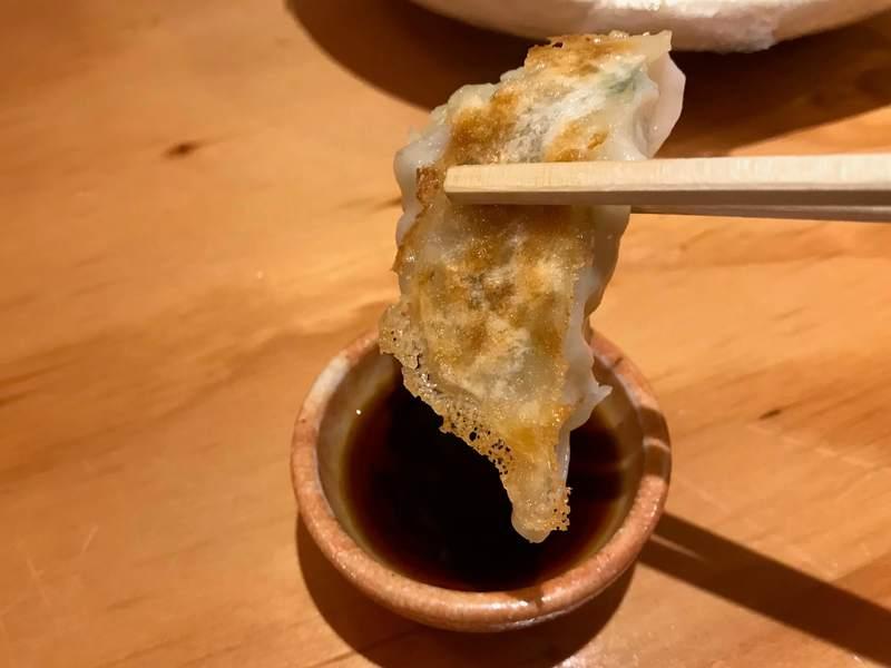 餃子の遠州の餃子
