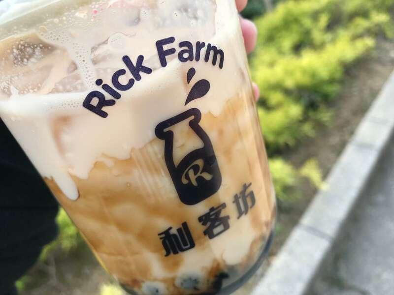 利客坊 RickFarm タピオカ専門店 浜松フレスポ店