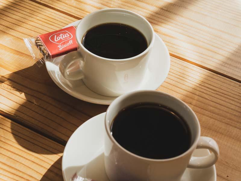 鴨江珈琲のコーヒー
