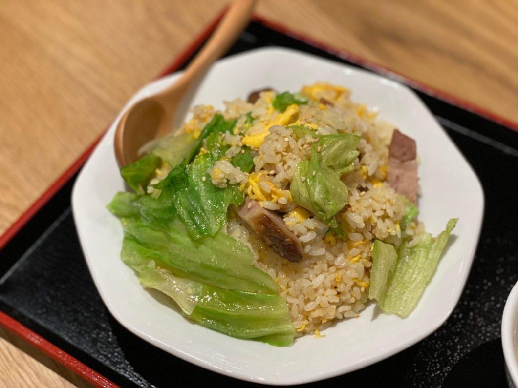 中華厨房濱松大王のチャーハン