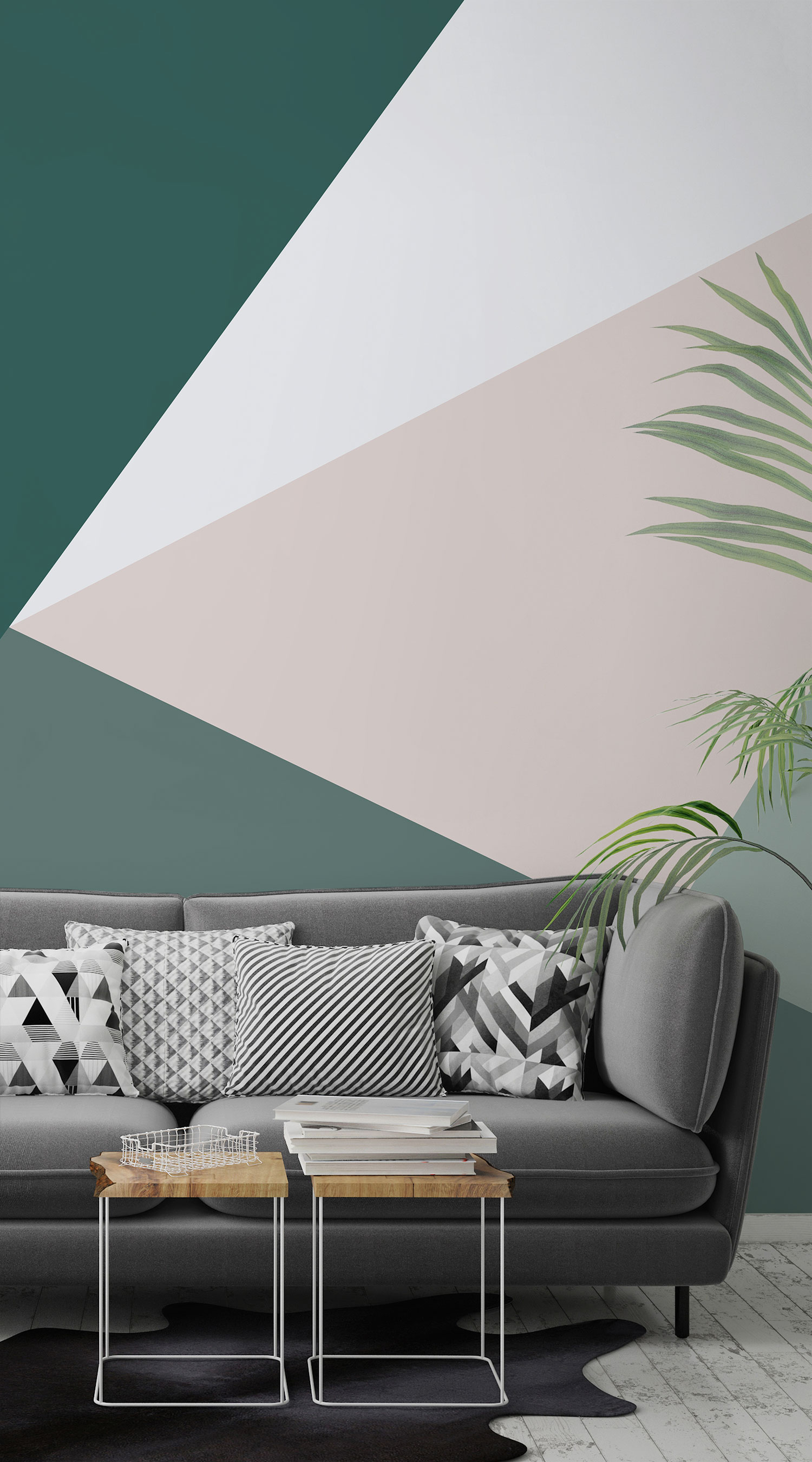 Modernise Your Home With These Cutting Edge Geometric