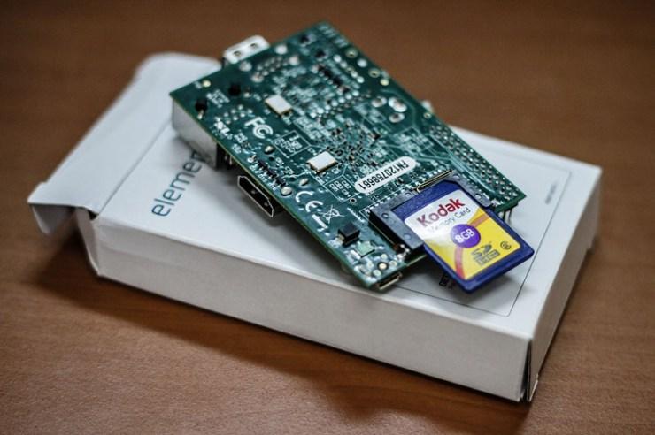Raspberry Pi SD Kart