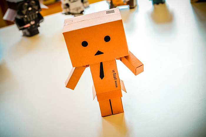 Danbo The Traveler