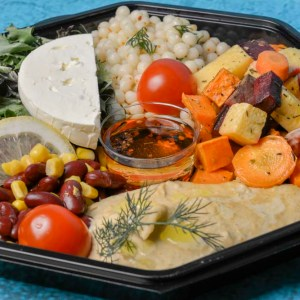 Vegetarisk salat
