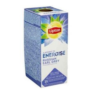 Earl Grey Russian te 25ps Lipton