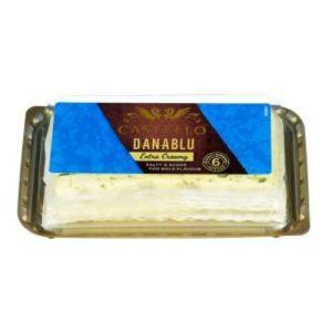 DANABLU SKIVET 125G CASTELLO