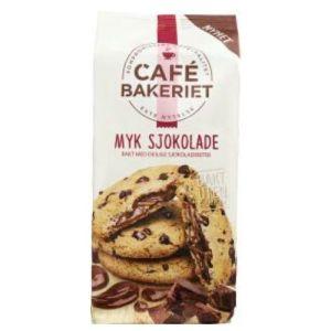 MYK SJOKOLADE 200G CAFE BAKERIET