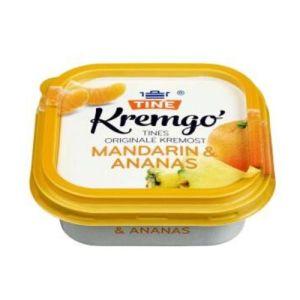 KREMGO MANDARIN&ANANAS 125G TINE