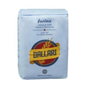 Durum hvete 1 kg TIPO 00 Dallari