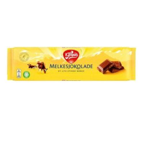 MELKESJOKOLADE 200G FREIA