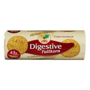 Sætre Digestive fullkorn 300G
