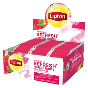 Forest Fruits te 100ps Lipton