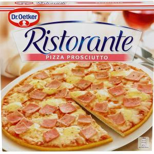PIZZA RISTORANTE PROSCIUTTO 330G