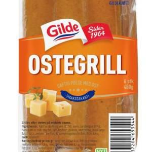 OSTEGRILL 480G GILDE