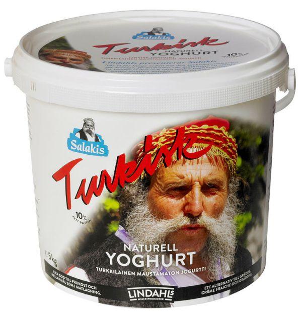 Tyrkisk yoghurt 10% 500G