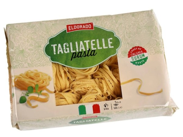 TAGLIATELLE 500G ELDORADO