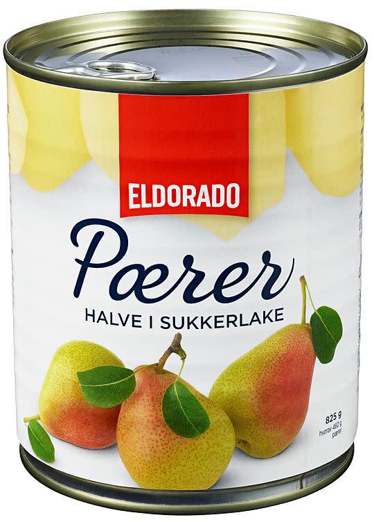 PÆRER I LAKE 825G BX ELDORADO
