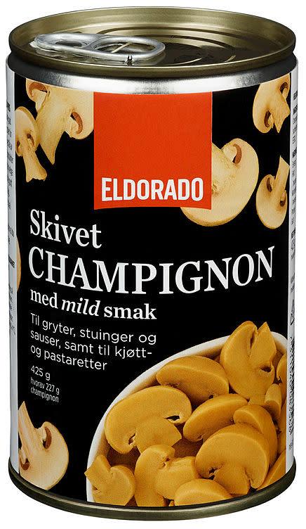 CHAMPIGNON SKIVET ELDORAD 415g