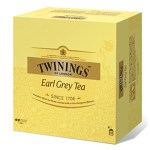 EARL GREY TEA TWININGS 100 pos.