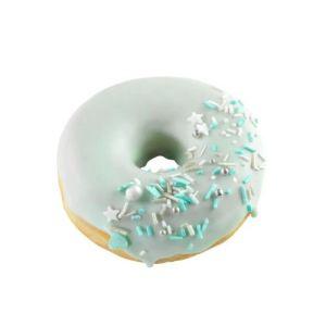 Baby Blue Doughnut,