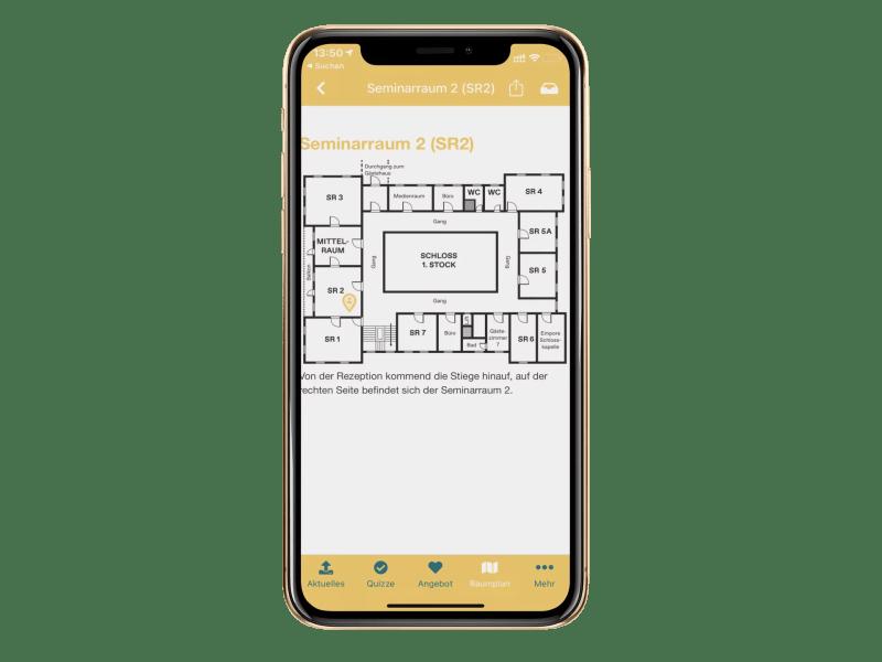 murbert - einfache Indoor Navigation