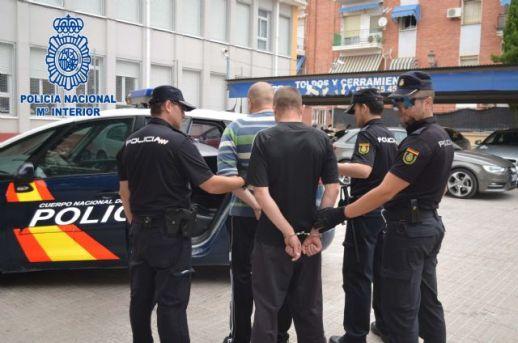 Teorías de la delincuencia: detención por la Policía Nacional