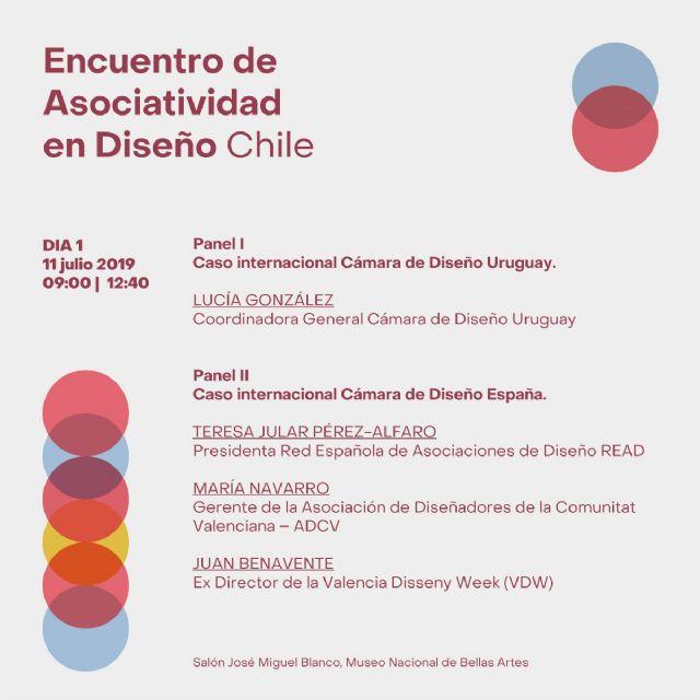 READ, invitada a participar en el 1er. Encuentro Nacional de Asociatividad en Santiago de Chile - 3, Foto 3