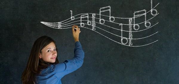 Profesor música