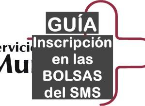 Inscripción en las bolsas del Servicio Murciano de Salud