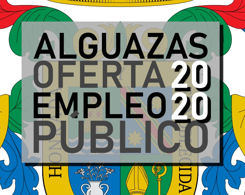oferta de empleo público 2020 del Ayuntamiento de Alguazas
