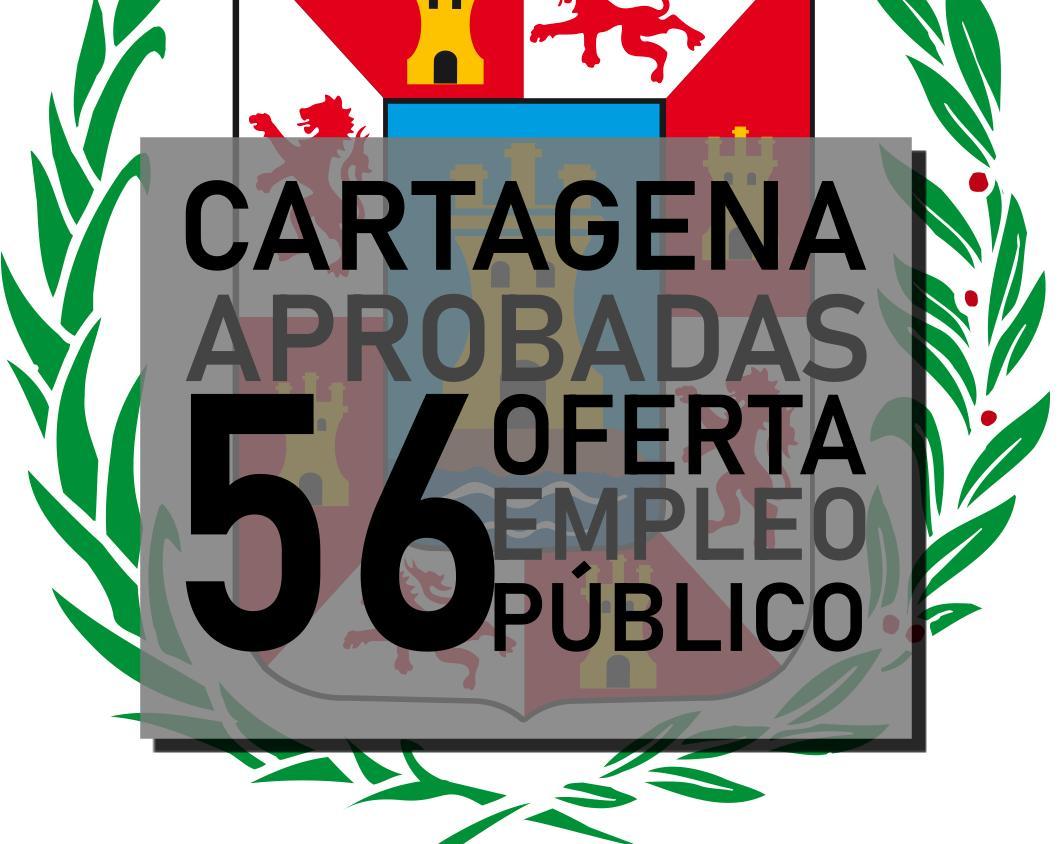 oferta de empleo público 2020 de Cartagena