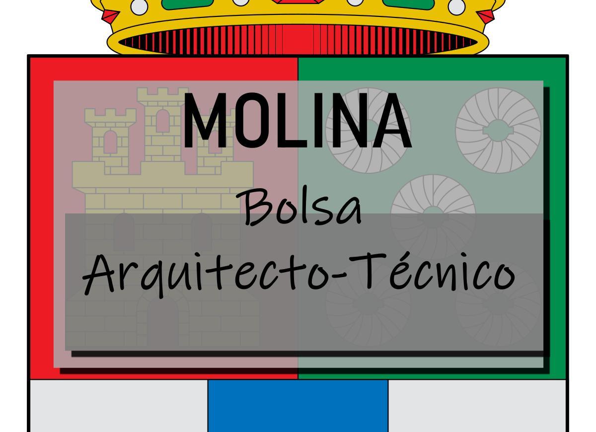 Bolsa de Arquitecto Técnico de Molina de Segura