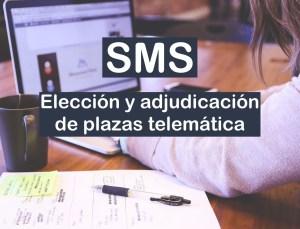 elección y adjudicacion telematica sms