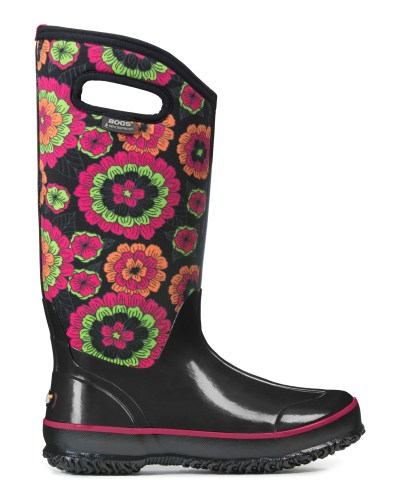 Bogs Classic Pansies Tall Boots